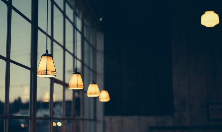 Die Bürolampen