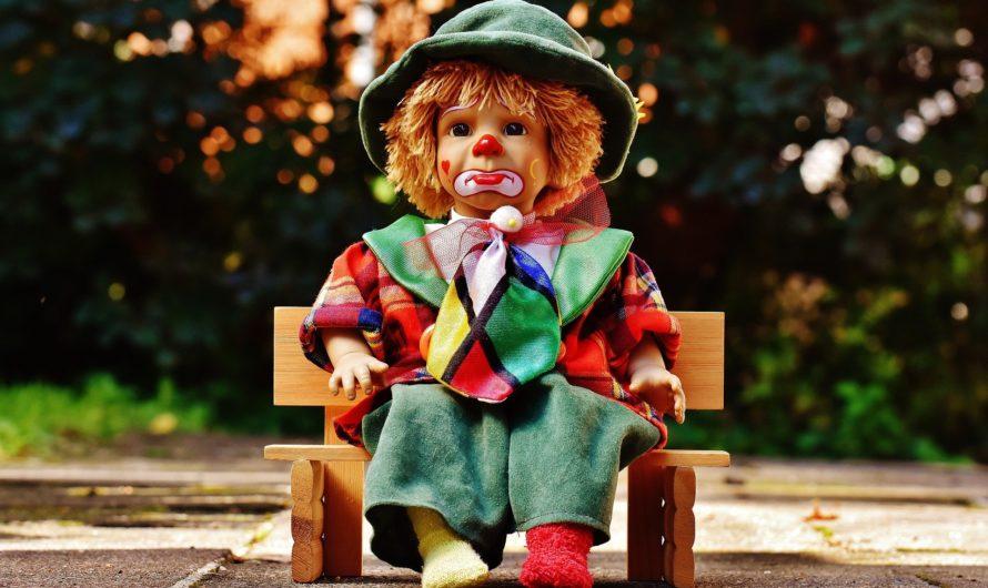 Das Puppenkleid